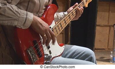 gitara 1, bas