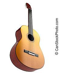 gitara, klasyczny