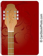 gitarr, bakgrund