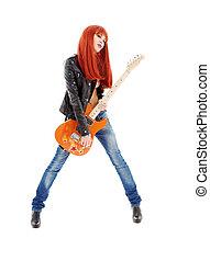 gitarre, baby
