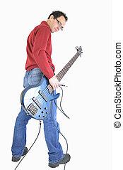 gitarre spieler