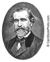 Giuseppe Verdi (1813-1901) was an Italian Romantic composer...