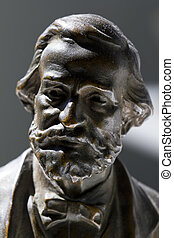 Giuseppe verdi - Bust of Giuseppe Verdi