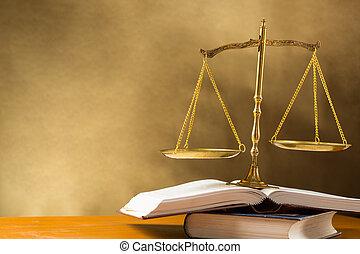 giustizia, di, scala