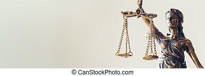 giustizia signora, statua