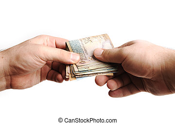 givande pengar