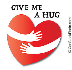 give me a hug love