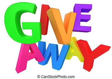 Giveaways sweepstakes free
