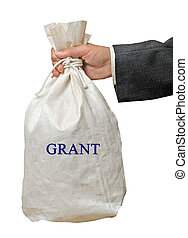 Giving grant