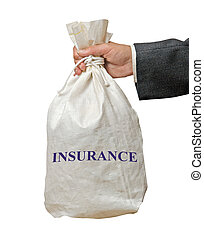 Giving insurance