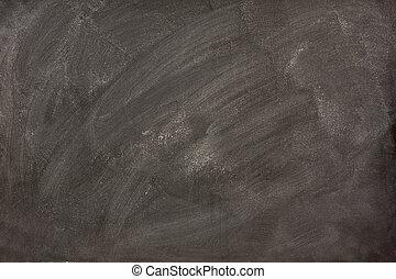 giz, quadro-negro, branca, manchas