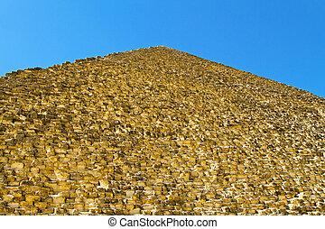 giza, gran pirámide
