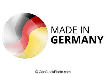gjord, in, tyskland