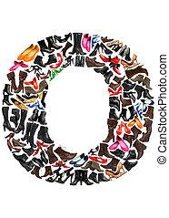 gjord, skor, -, nolla, hundreds, brev, dopfunt