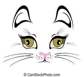 gk5.eps - Funny cat