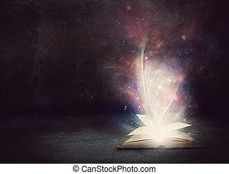 glødende, bog