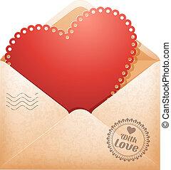 glückwunsch, tag, valentines