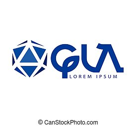 GLA Logo Design