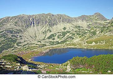 Glaciar lake
