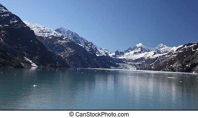 Glacier Bay , Alaska - glacier bay national park alaska on a...
