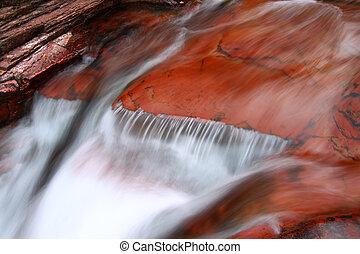 Glacier National Park Cascade