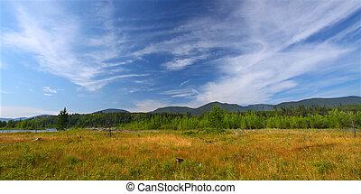 Glacier National Park Prairie