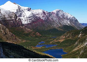 Glacier Park - Glacier National Park, Montana, USA