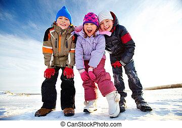 Glad kids