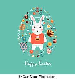 glad påsk, 3