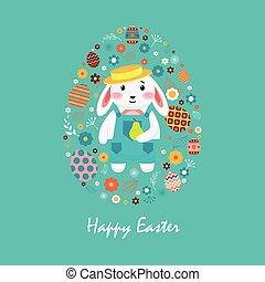 glad påsk, 4