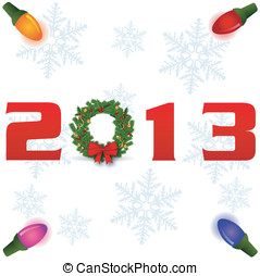 glada nya år