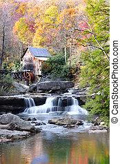 Glade creek grist mil