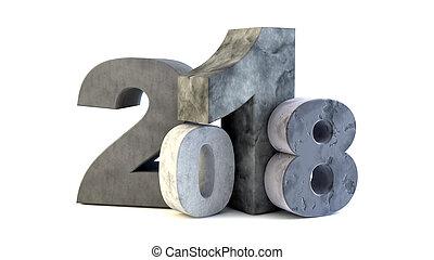 gladere nyere år, 2018