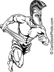 Gladiator character