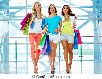 Glamorous consumers