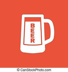 bar symbol kneipe zeichen glas bier icon oder graue oder bar alkohol taste. Black Bedroom Furniture Sets. Home Design Ideas