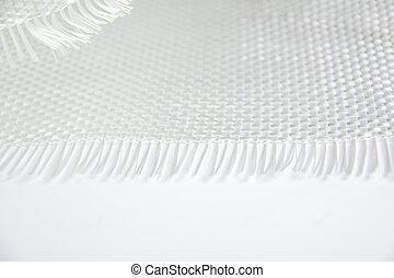 glas, fiber, sammansatt, råvara, bakgrund