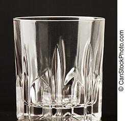 glas, glasbägare