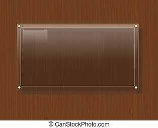 glas hintergrund platte vektor illustration suche. Black Bedroom Furniture Sets. Home Design Ideas
