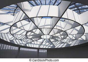 glas, roof2