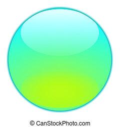 Glass Button