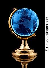 Glass Globe - Photo of a Glass Globe