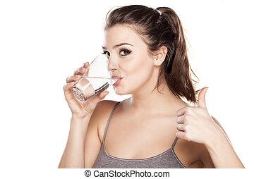 glass if health