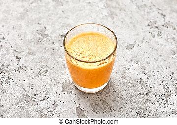 fresh orange juice