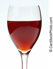 Glass of Red wine - Red wine glass