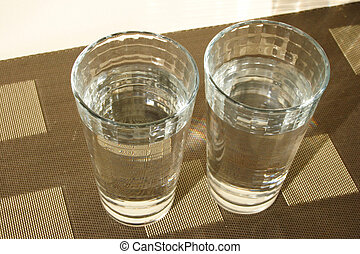 Glass of Tap Water