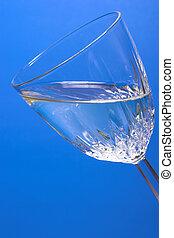 Glass Of White Wine 3