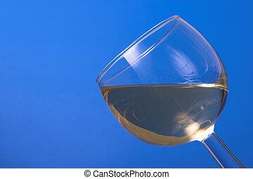Glass Of White Wine 6