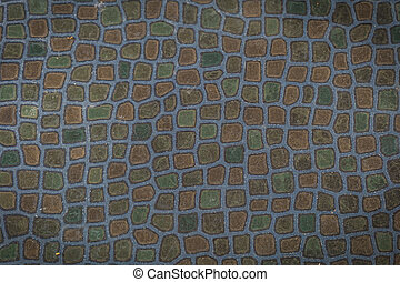 glass pattern background