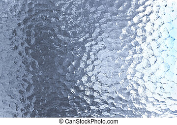 Glass texture pattern background